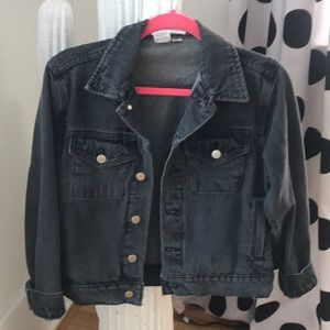 American Apparel jean jacket